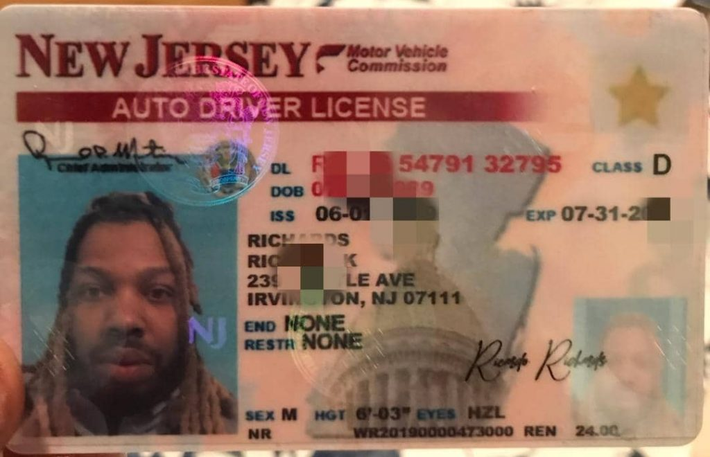 obtain a valid New Jersey driver's license within days | Permits and Non-Driver IDs