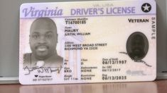 getting your Virginia driver's license