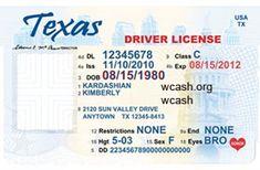 Get a Texas Driver's License